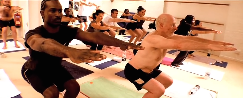 Welcome to Old Man Yoga |OMY